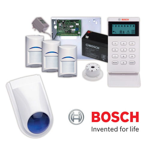 Bosch Home Security Smart Home Alarms Melbourne